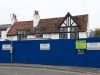 Stag and Hounds pub on St Leonards Road, Windsor, Berks, England. 28.10.12©Stan Kujawa. All Rights Reserved