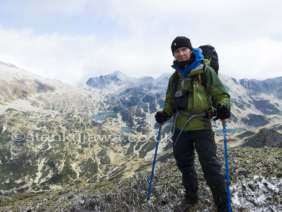 03/10/2013 12:11. The day before Mount Vihren, Pirin Mountains, Bulgaria. ©Stan Kujawa.  stan.pix@virgin.net 07815 152006