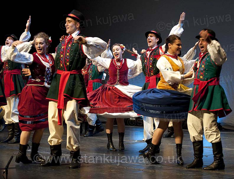 Polish Folk Dancing Festival @Cambridge Corn Exchange 25.02.12