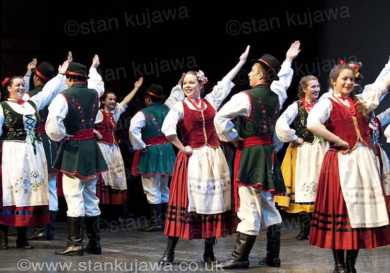 Polish Folk Dancing Festival @Cambridge Corn Exchange 26.02.12